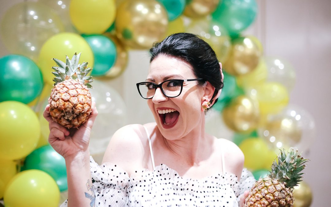 13 Years [and a pineapple perfect party]